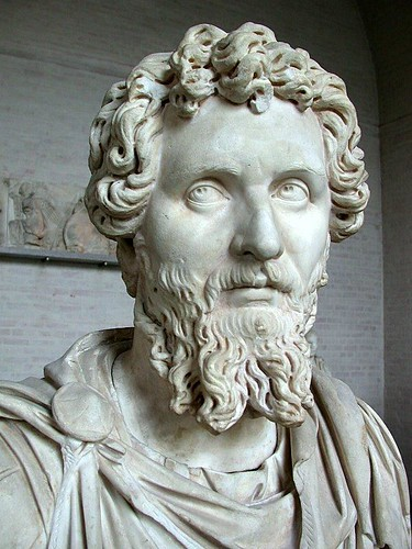 septimius severus and his rule of The roman emperor septimius severus came from such a family  that he  would not return and would die during his third year in the island.