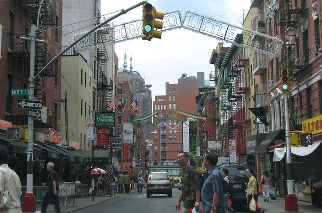 Little Italy, Manhattan | Flickr - Photo Sharing!