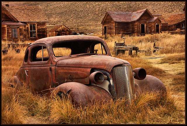 Used Car Lot | Bodie G...
