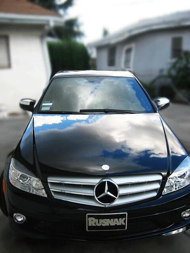 C300 Sport Mercedes Benz Black Mb Tex Premium I Package
