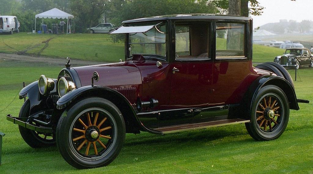 1921 Cadillac Victoria Coupe Richard Spiegelman Flickr