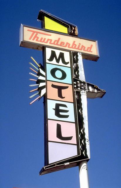 Thunder Bird Motel Treasure Island