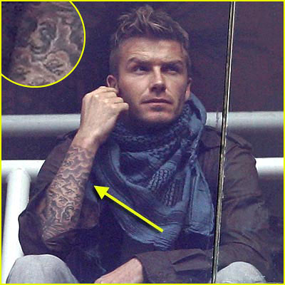david-beckham-new-wentworth-miller-tattoo | trung2106.dkny ... David Beckham