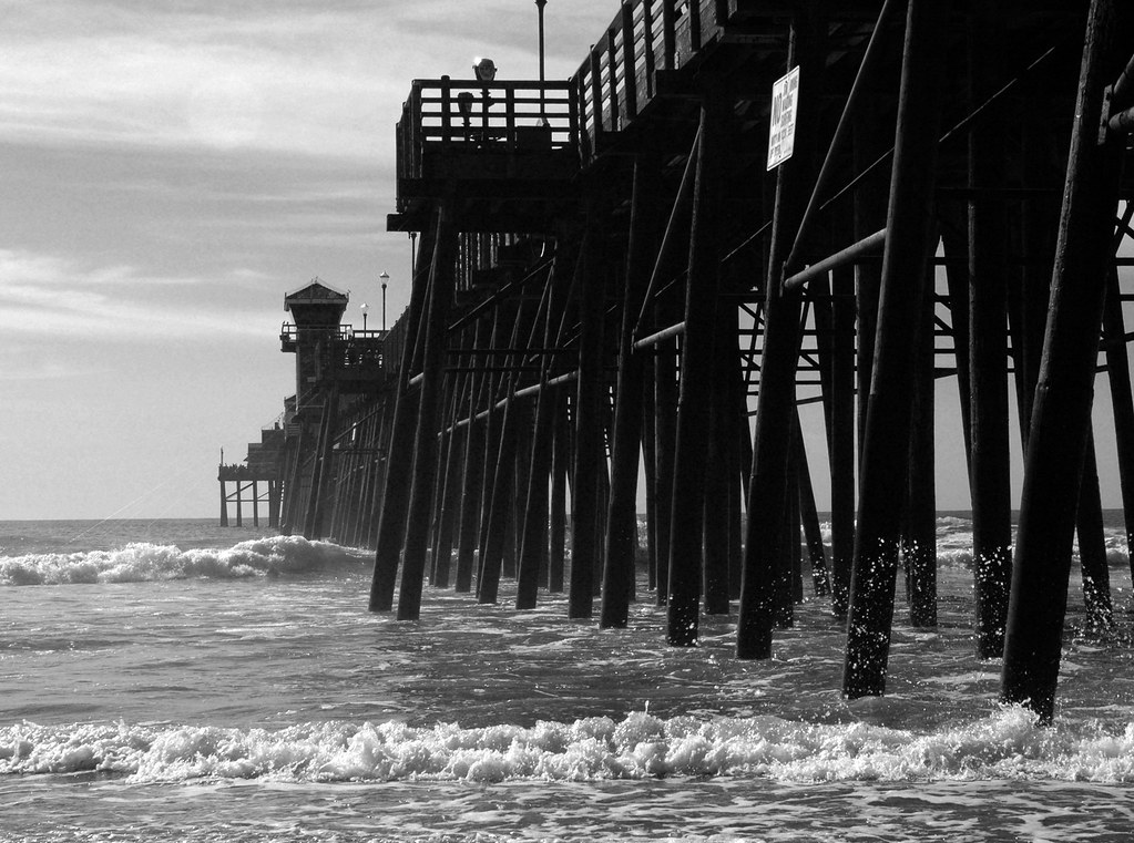 Pier side copy oceanside pier cal fishing lines for Oceanside pier fishing reports
