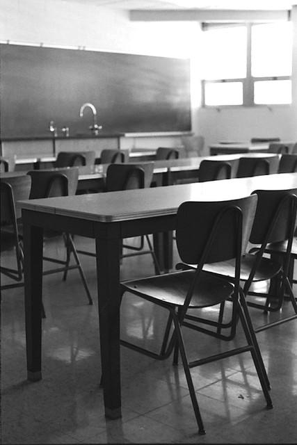 empty classroom amy flickr