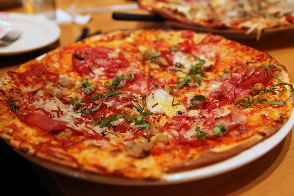 California Pizza Kitchen Emeryville Ca