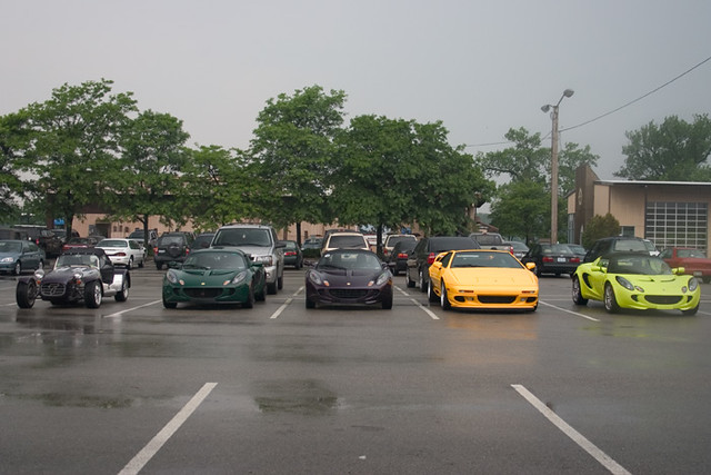 Group of lotus cars king fish from right to left for King fish louisville