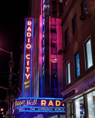 Radio City in NYC | by Stuck in Customs