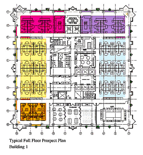 One PPG Place Floor Plan | PPG Place | Flickr