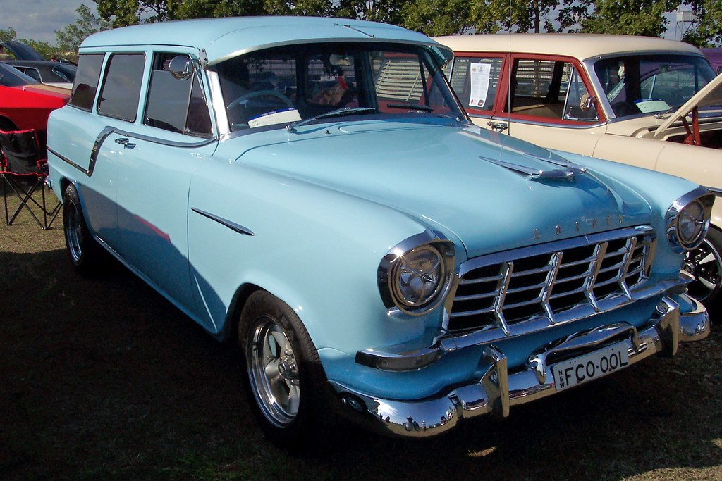 1959 Holden Fc Station Wagon 1959 Holden Fc Two Door