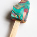 Rainbow Paddle Pop Fudge