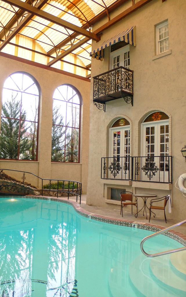 El Paisano Hotel Marfa Texas Wrought Iron Balconies