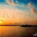 Sunrise Near Gulf of Mexico in Louisiana