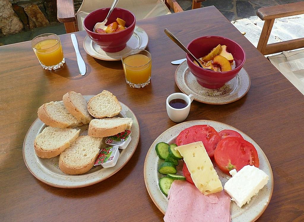 Greek Breakfast | Gill | Flickr