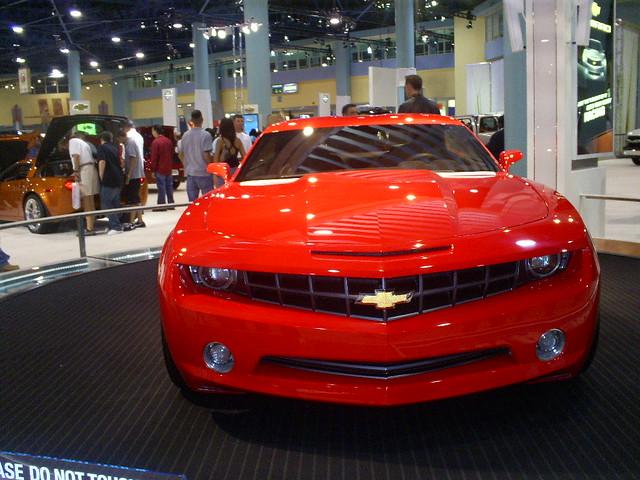 autoshow chevy camaro 2007 cars gm chevrolet auto show flickr. Black Bedroom Furniture Sets. Home Design Ideas