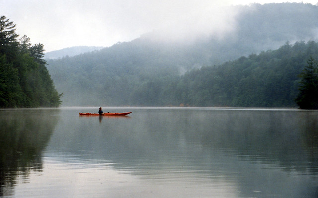 1996 Jocassee Quiet Solitude