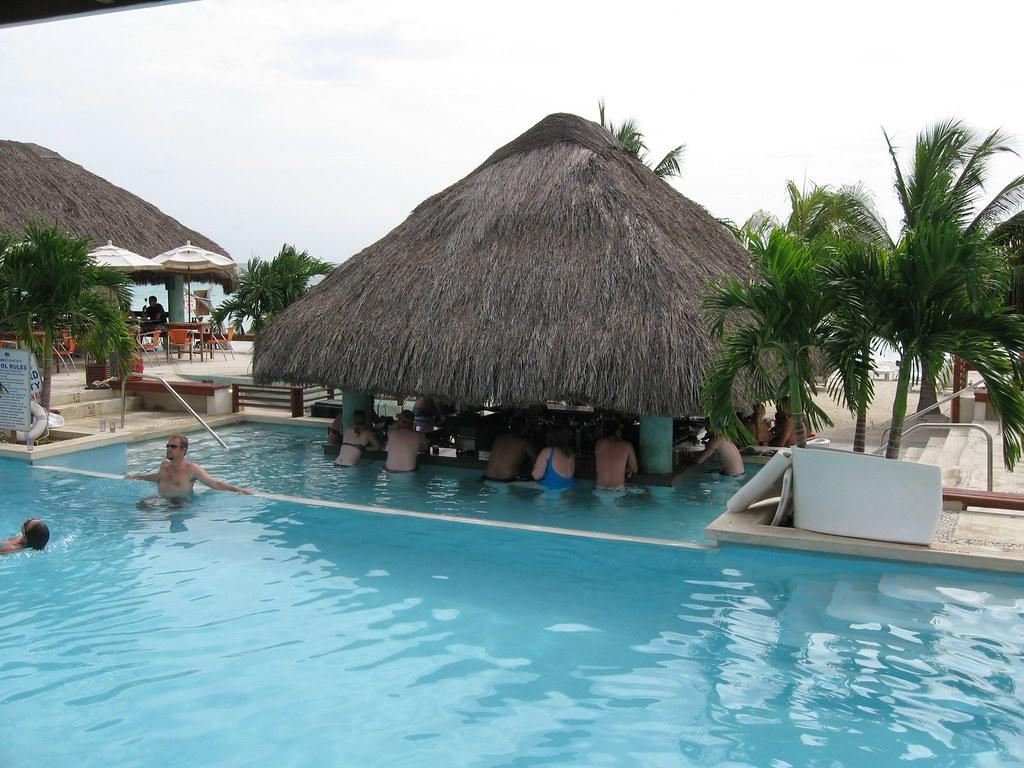 Swim Up Bar Panama City Beach