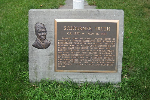 Ny Kingston Stockade Historic District Ulster County Courthouse Sojourner Truth Flickr