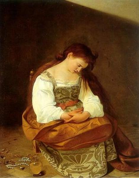 14 Pentitent Magdalena