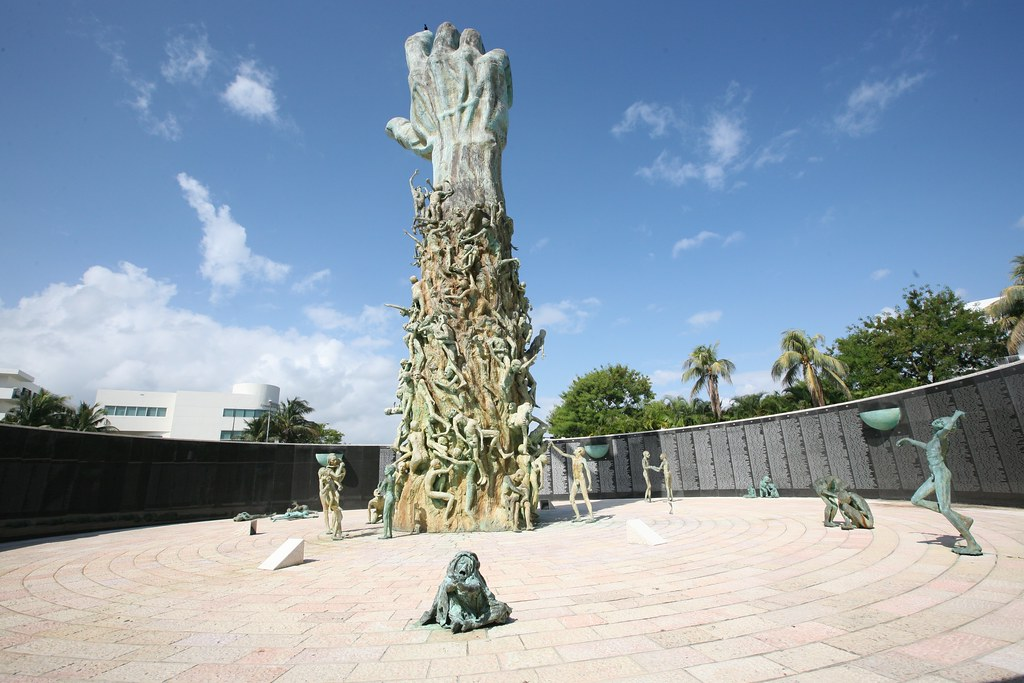 Holocaust Memorial South Beach Miami A Must Visit If You
