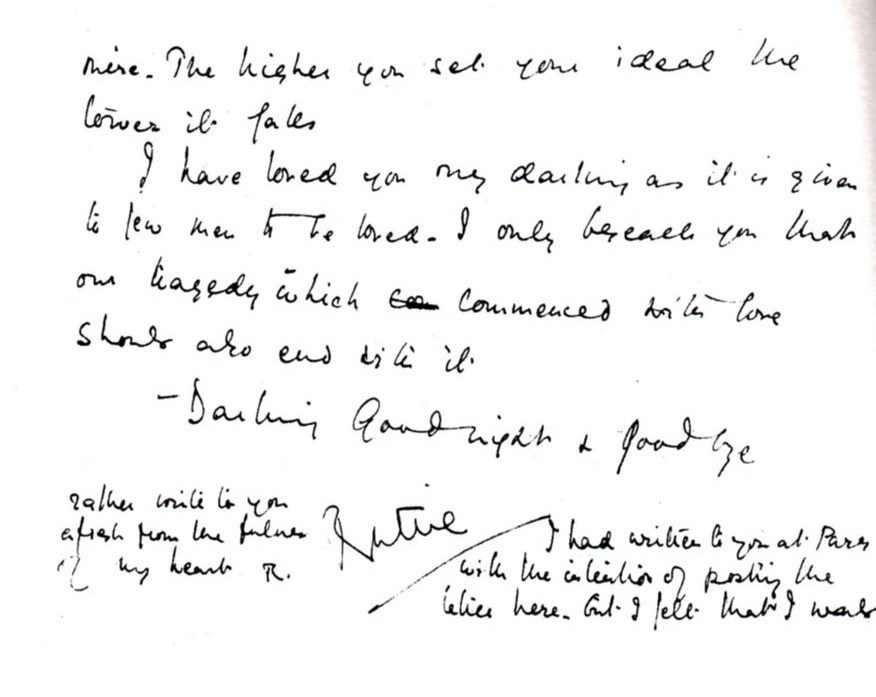 letters to my ruttie jinnah s last letter to husband ii mire the 23415 | 886400852 e5d957c85b b