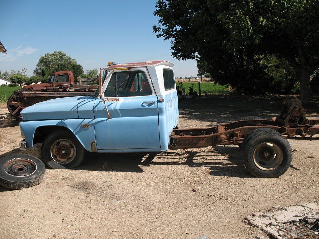 All Chevy 1965 chevy c30 : 1966 Chevrolet C30 1 ton | 66 chevy 1 ton truck to be united… | Flickr