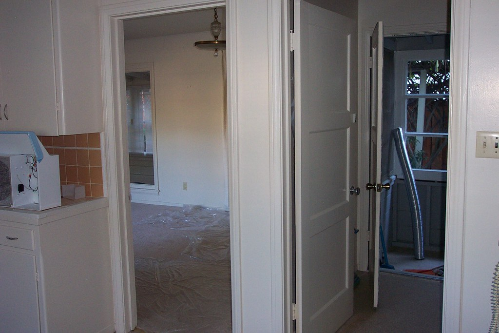 Mud Room To Foyer House