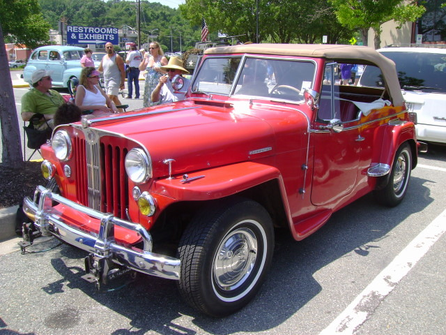 1948 Willys Jeepster Maryland Motor Vehicle