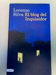 Libro. El blog del inquisidor.