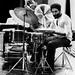 Billy Hart (drums) & Steve Davis (bass)