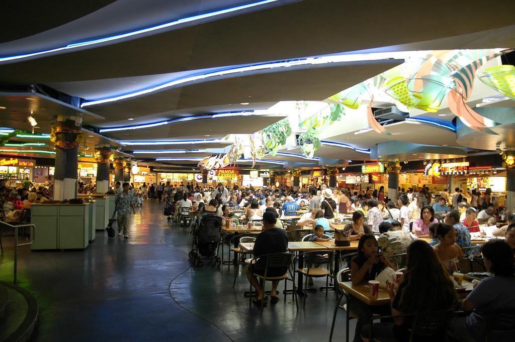 Ala Moana Makai Food Court