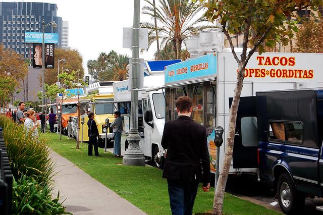 Where Are Food Trucks Near Lacma