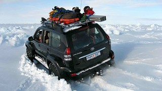 Arctic Trucks - Top Gear Magnetic North Pole Expedition | by Podknox