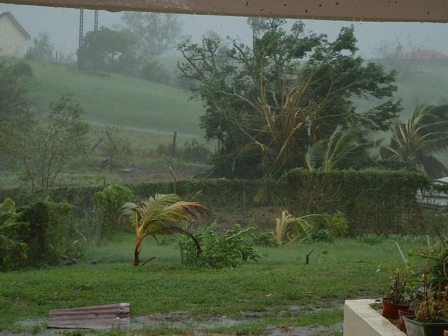 Pendant l\'ouragan, pris de la terrasse abritée | gruikya | Flickr