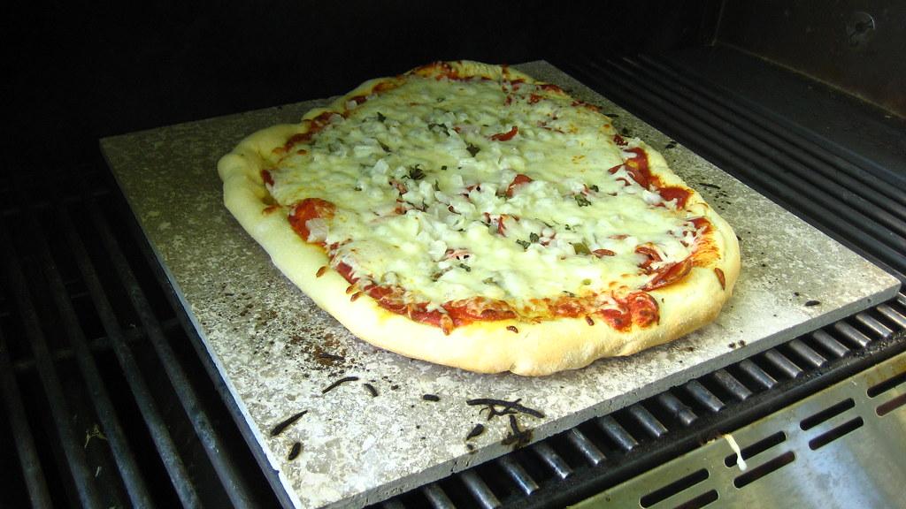 Pizza Oven Stone Bake Kitchen Appliances