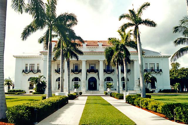 Whitehall estate, Palm Beach | The estate of Henry Flagler ...