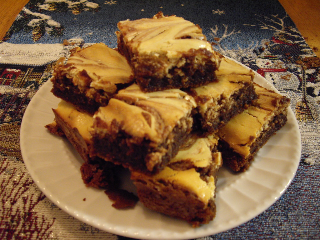 Baker Chocolate One Bowl Brownies