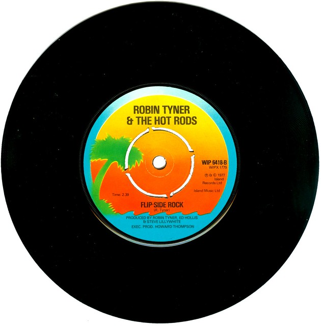 Robin Tyner Hot Rods The Till The Night Is Gone Lets Rock Flipside Rock