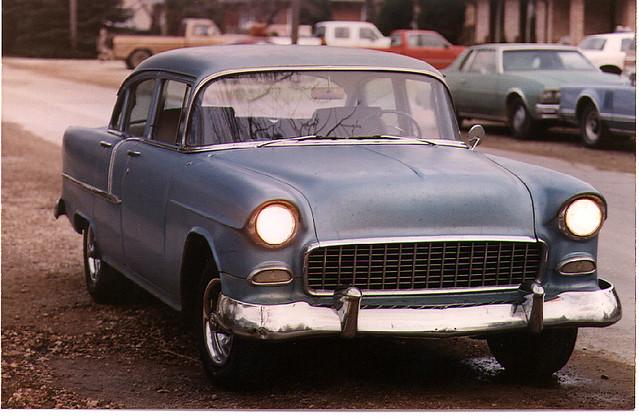 1955 chevrolet 210 4 door sedan flickr photo sharing for 1955 chevrolet 210 4 door sedan