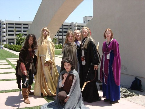 Comic Con Lord Of The Rings Flickr Photo Sharing