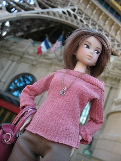 Momoko in Paris, Las Vegas | by ava111sk/Dollypimp