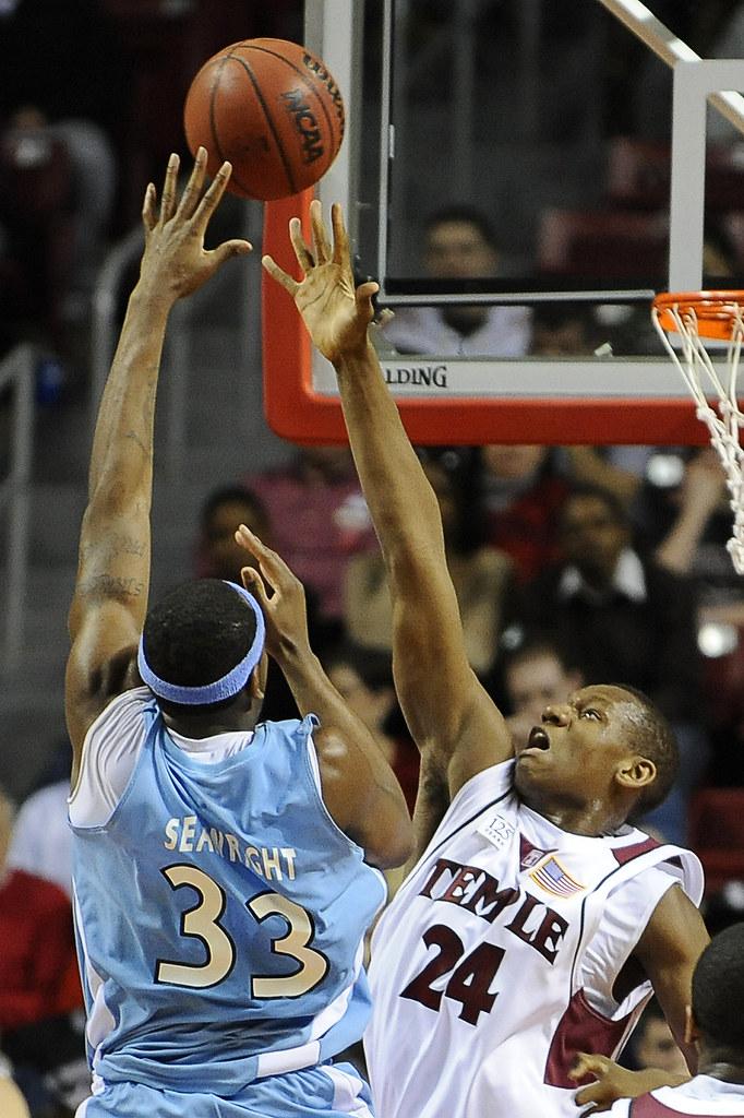 tu_v_RI basketball John Birk 2   Rhode Island's Kahiem ...