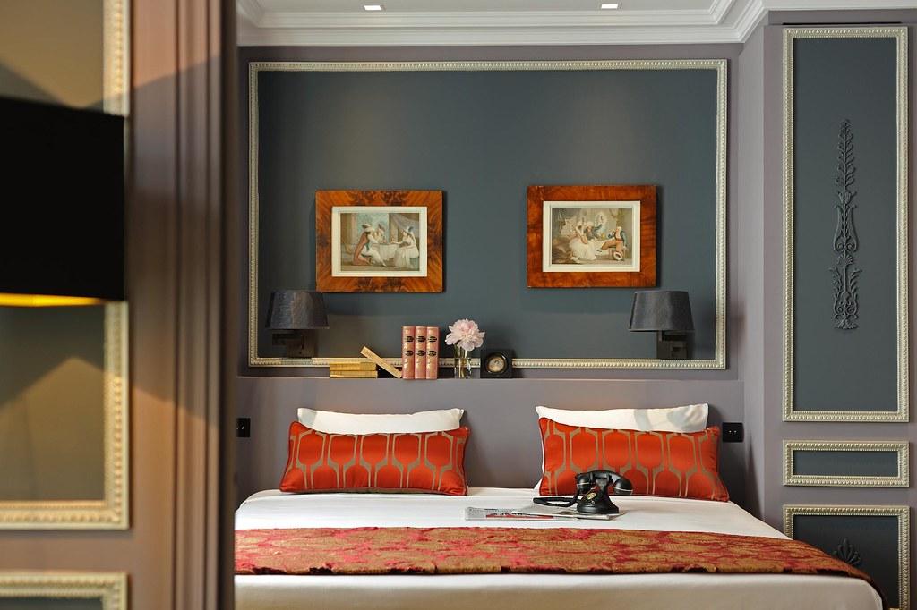 H tel la belle juliette photo ref 8995 la belle for Hotel la belle juliette paris