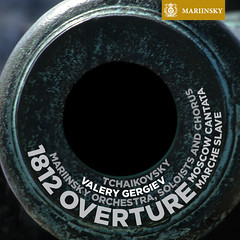 Tchaikovsky's 1812 Festival Overture, Moscow Cantata and other works on the Mariinsky Label (SACD)