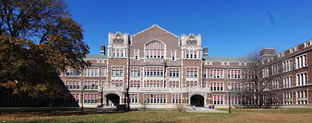 Waite High School Img 8839 Morrison R Waite High School