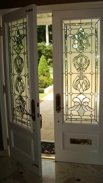 Custom Art Glass Doors Flickr Photo Sharing
