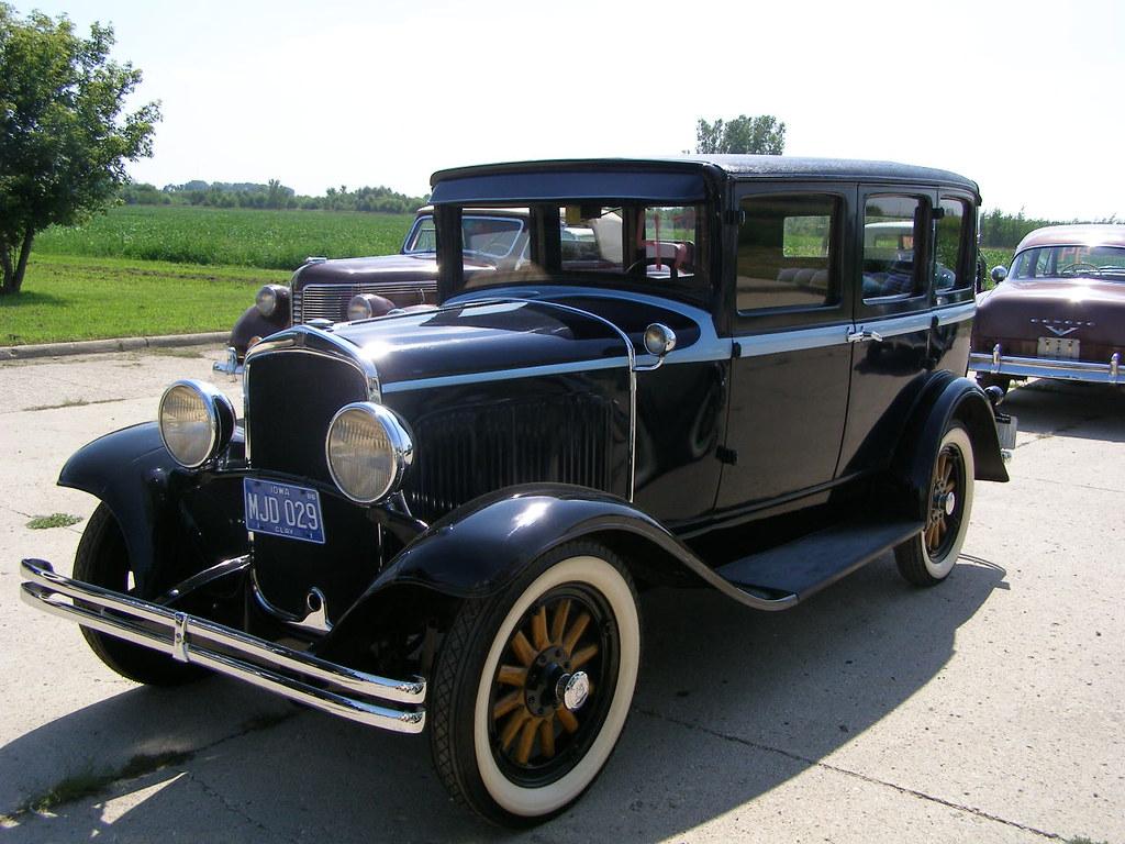 Body Painting Show >> 225-358 Binder 1929 DeSoto Six 4 Door Sedan K Series | Flickr