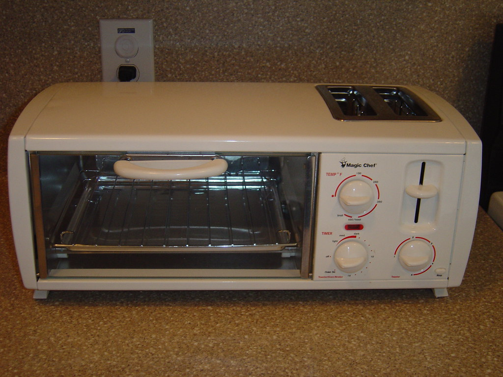 Magic Chef Toaster Toaster Oven Combo 25 In Great