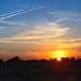 0605 blue & orange sunset