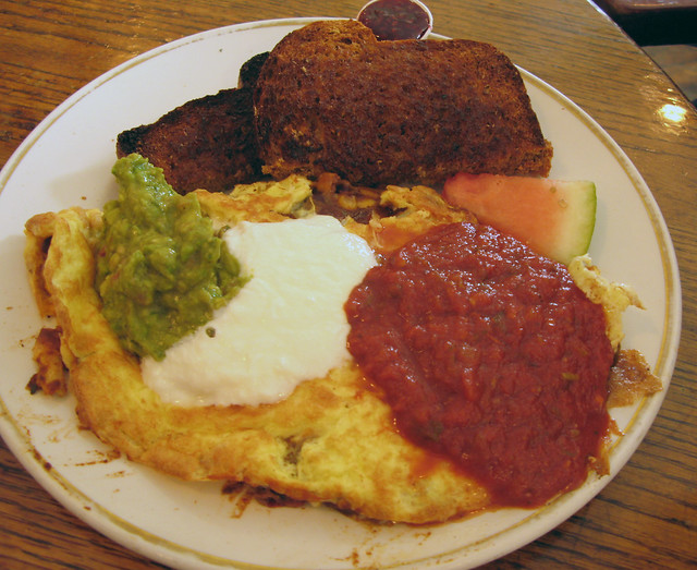 Mexican Omelette at The Naam | Explore Ruth and Dave's photo ...